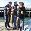 3 nice May lingcod