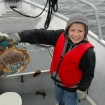 Crabbing on Port Townsend Bay