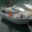 22' Lee Shore Boats Swiftsure FV Siwash-charter boat