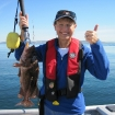 Big Copper Rockcod, pic and release