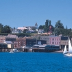 Historic Port Townsend waterfront