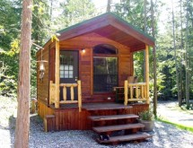 Port Townsend Vacation Cabin
